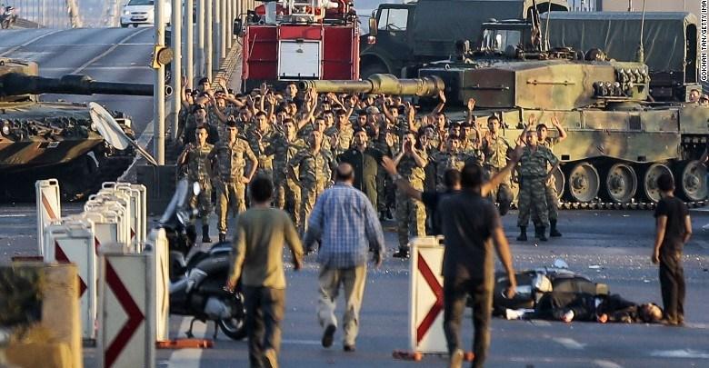 colonel turkey coup attempt torture threats