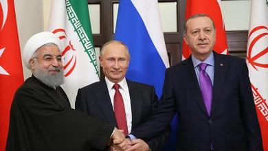 Iran, Russia, Turkey, Syria, Sochi, Putin, Erdogan, Rouhani, Assad, talks