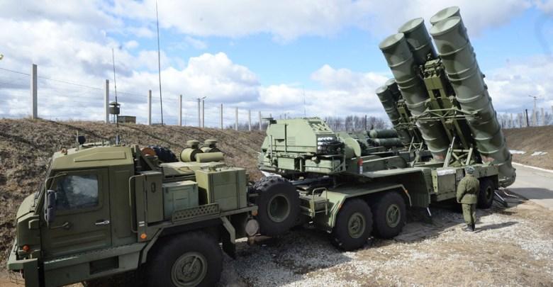 Turkey, S-400, Russia, 2019