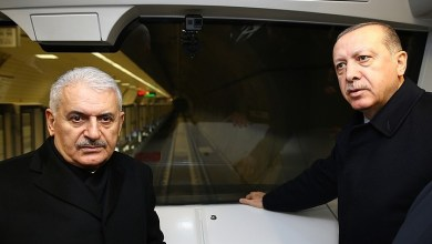 Erdogan, Turkey, metro line, driverless, Istanbul