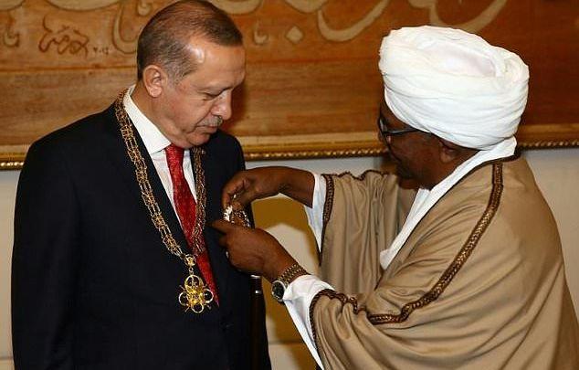 Erdogan, Sudan, visit, Bashir