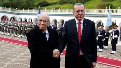 Erdogan, Tunisia, visit, Tunisian journalists, protest, Turkish journalists