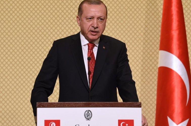 Erdogan, Syria, Assad, Tunisia