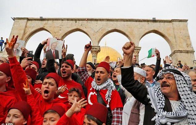 Jerusalem, Israel, Turks, arrest