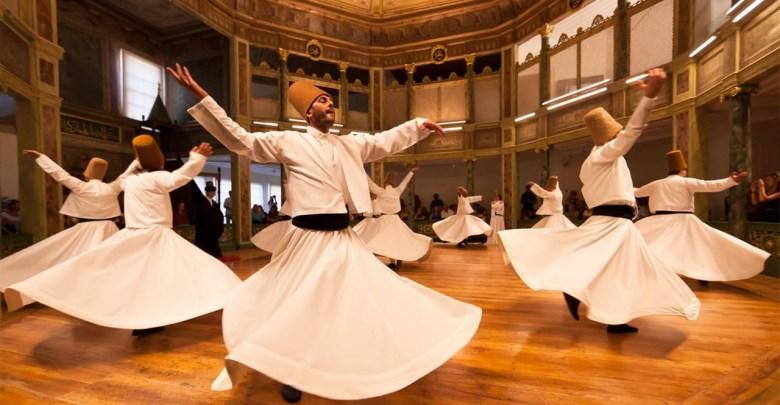 Rumi, Konya, whirling dervishes