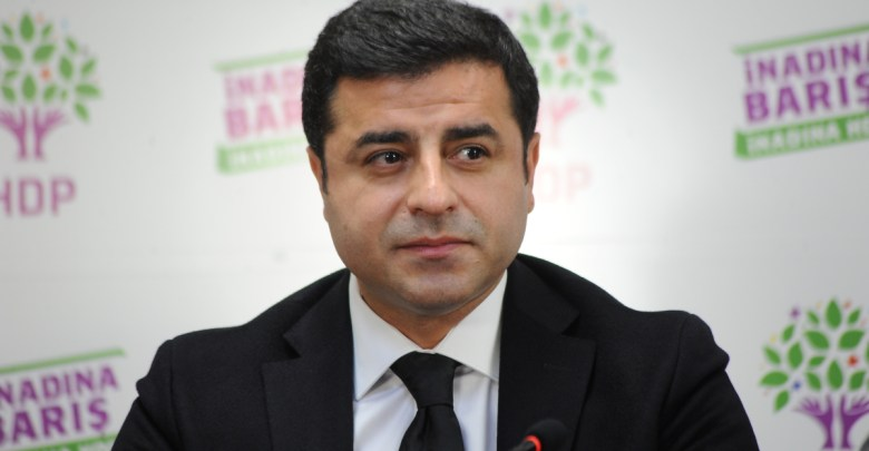 Turkey, Selahattin Demirtas, court hearing, Parliament, HDP