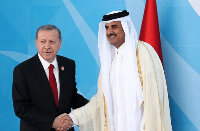 Erdogan, Qatar, Emir, Turkey