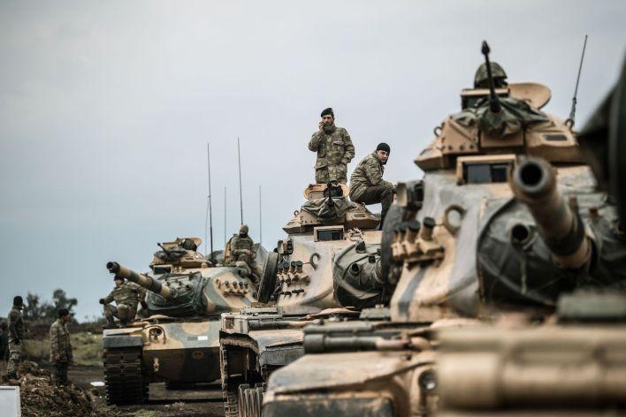 Turkey, warning, Manbij, operation, US forces