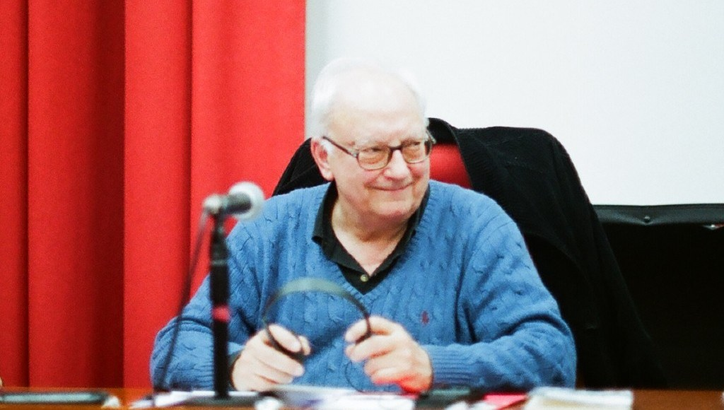 French philosopher Étienne Balibar.