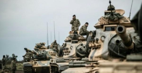 Turkey Prepared for Assault on Kurdish Militia in Syria