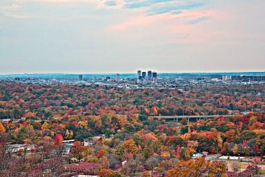 Birmingham area