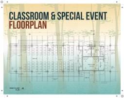 Pavilion floor plan _ Rendering 2018