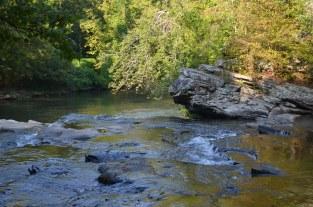 "Spring at Turkey Creek ""Falls"""