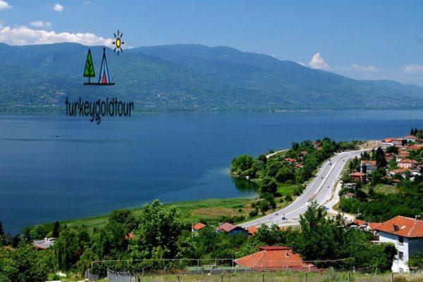 بحيرة سبانجا وشلالات معشوقية في