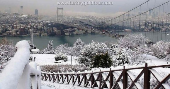السياحة في اسطنبول في الشتاء