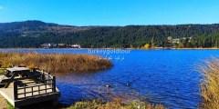 رحلة بولو ابانت جولة سياحية الى بحيرة ابانت التركية