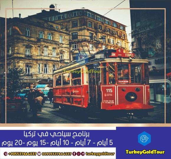 برنامج في تركيا