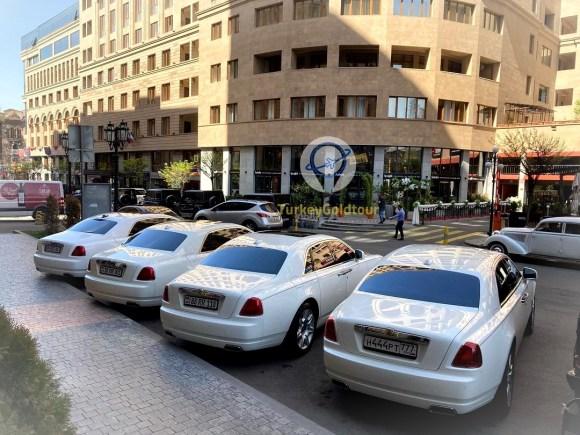 تاجير سيارة في اسطنبول