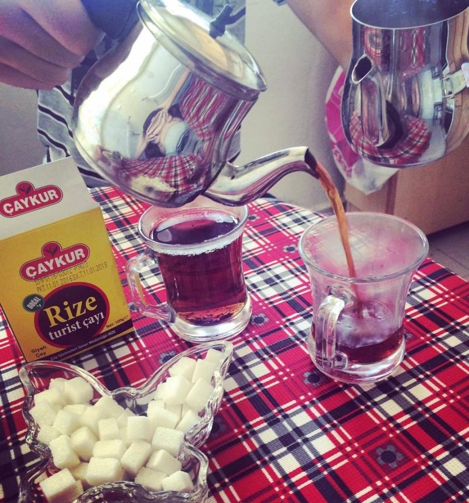 土耳其茶文化