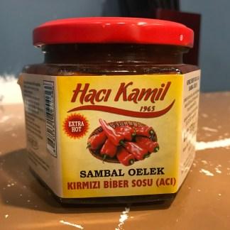 土耳其辣椒醬