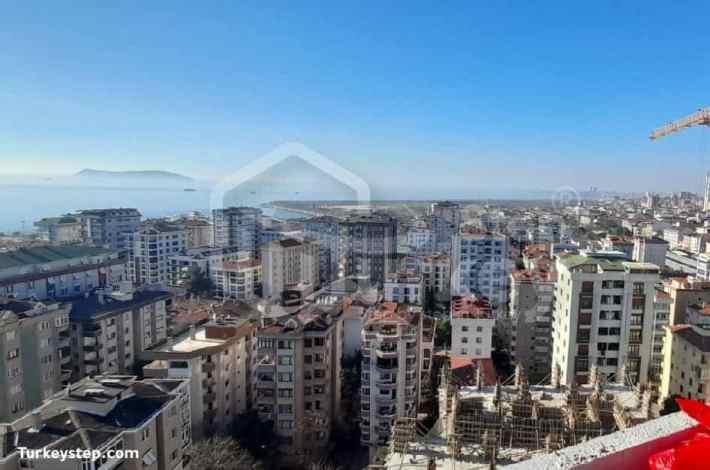 شقق للبيع في اسطنبول في مشروع Nouvel Maltepe - N-152