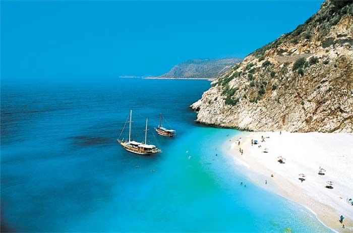 ساحل آنتالیا ترکیه - آب و هوای ترکیه