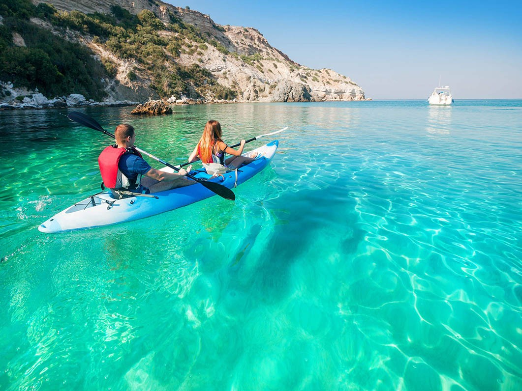 Antalya-Rafting
