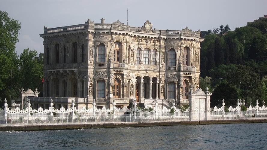 Küçüksu Palace Turkey