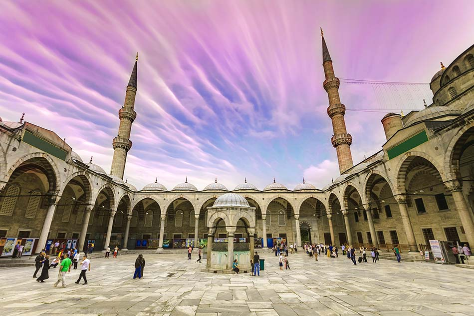 Blue Mosque Sultan Ahmet