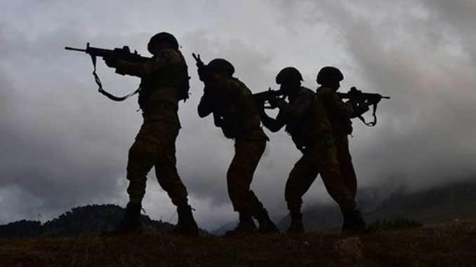 Turkin sotilaat