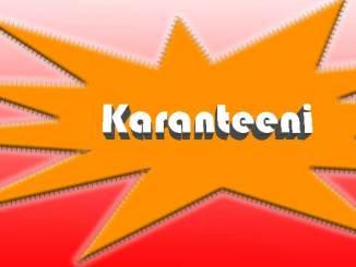 karanteeni