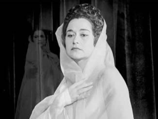 Turkkilainen sopraano Leyla Gencer