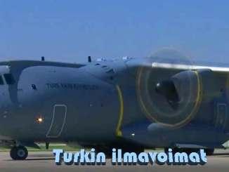 Turkin ilmavoimat