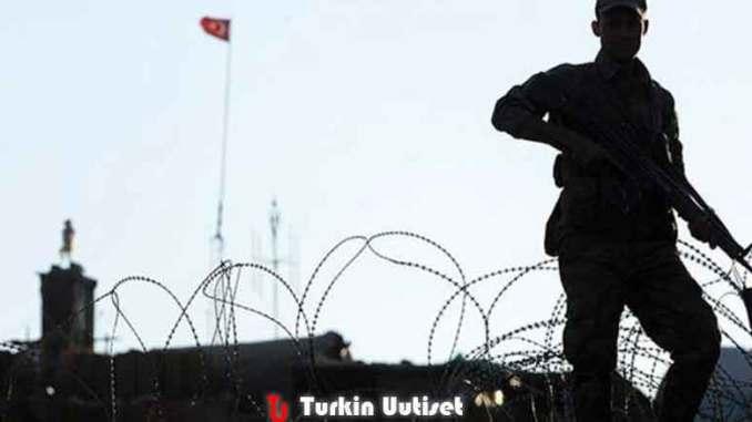 Turkkilainen sotilas