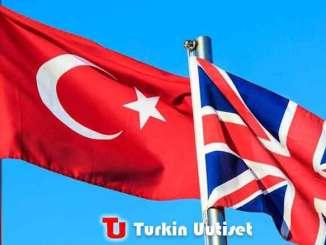 Turkki - Englanti