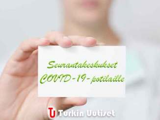 seurantakeskukset COVID-19-potilaille