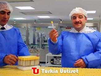 Turkin teknoöogia ministeri