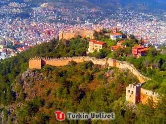 Alanyan linna ja kaupunki