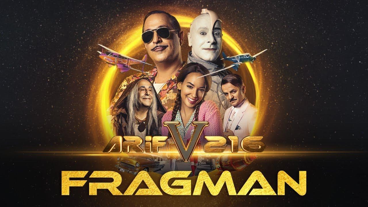 Arif V216 Fragman video izle