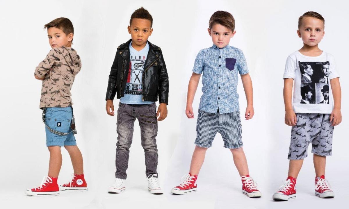هل تجارة ملابس الاطفال مربحة