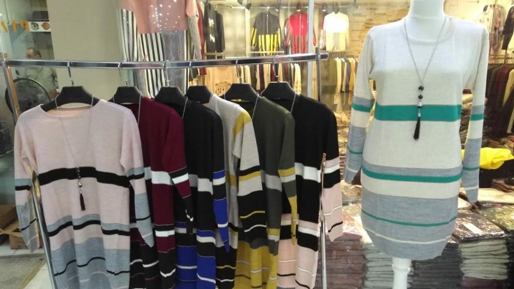 شركات موردة ملابس تركية