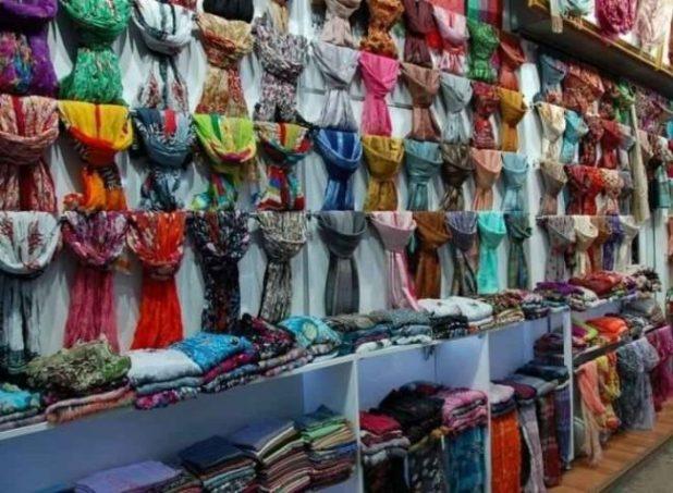 مصنع كو موضة الحجابات والموضة النسائية