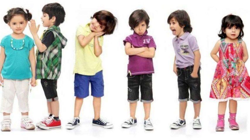 اشهر شركات ملابس الاطفال في تركيا