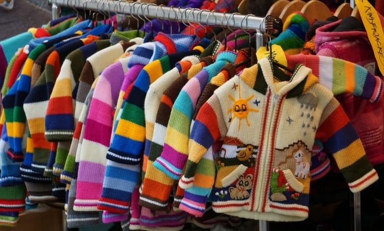 حراج ملابس اطفال جمله