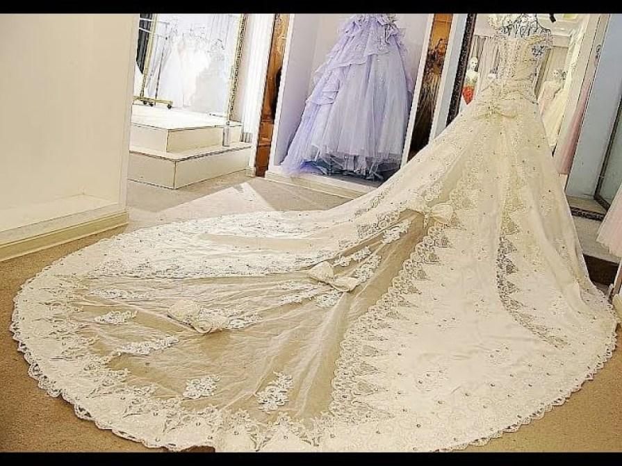 كيفية استيراد فساتين زفاف من تركيا