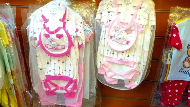 ملابس حديثي الولادة ماركات