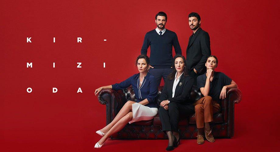 مسلسل الغرفة الحمراء الحلقة 40 مترجمة للعربية