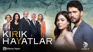 مسلسل حيوات مكسورة الحلقة 38 مترجمة | العاشق التركي