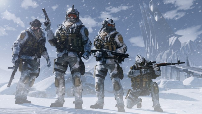 Warface_Siberia_Team_Screenshot