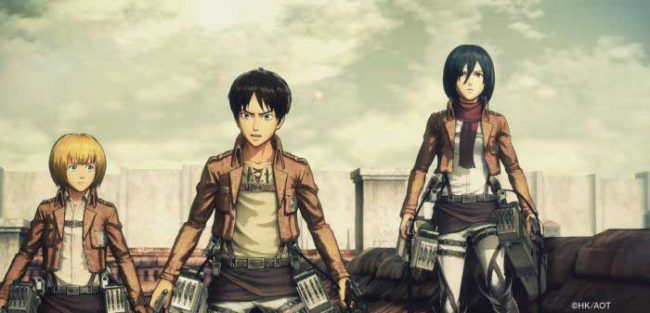 Attack on Titan Wings of Freedom sistem gereksinimleri